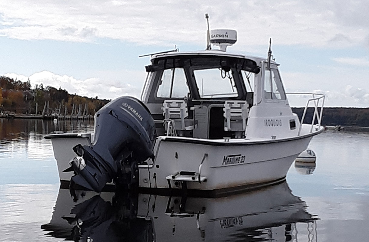 maritime challenger for sale